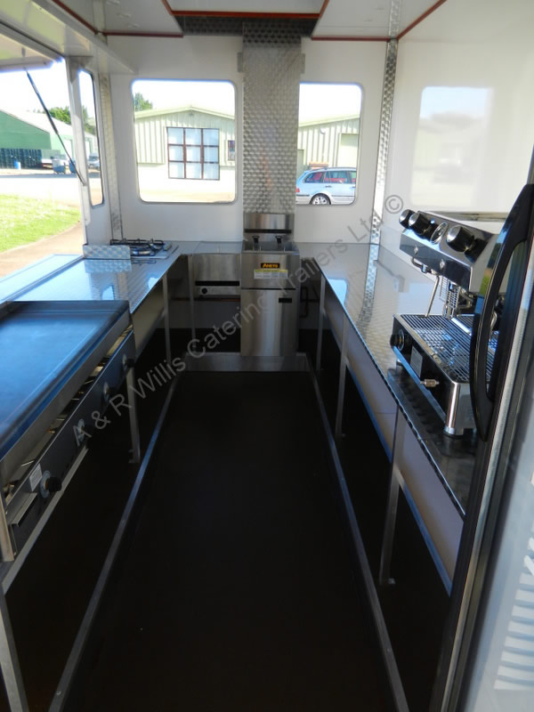 Catering Trailers Tram Style