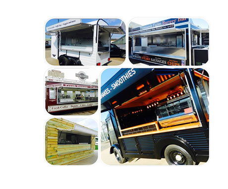 Catering Trailers on Facebook